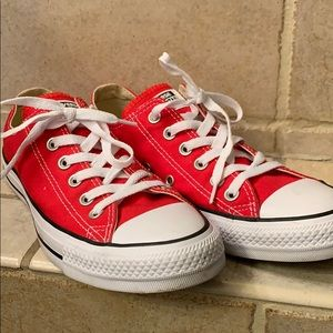 Classic Converse low top sneakers